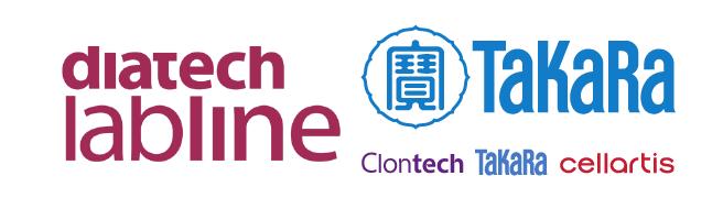 Diatech Labline Takara Clontech logo