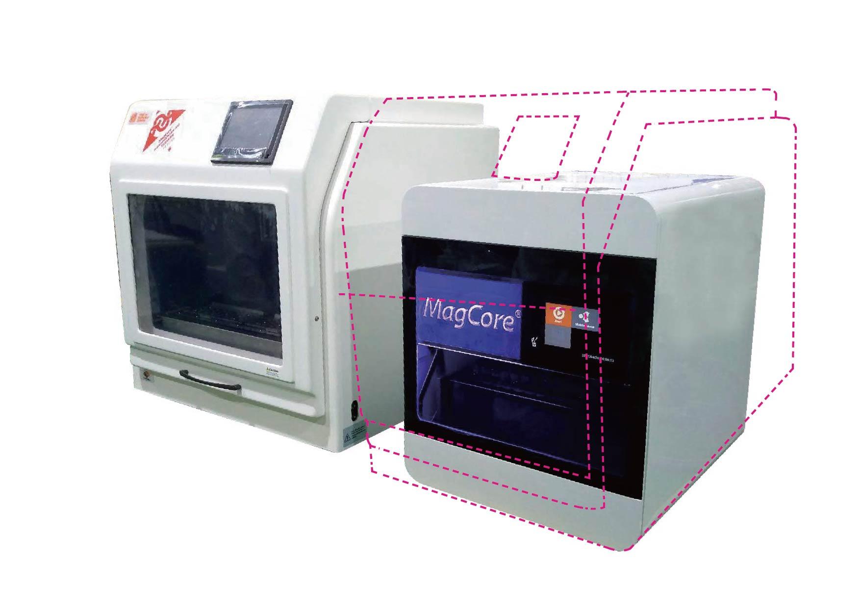 MagCore® Plus II