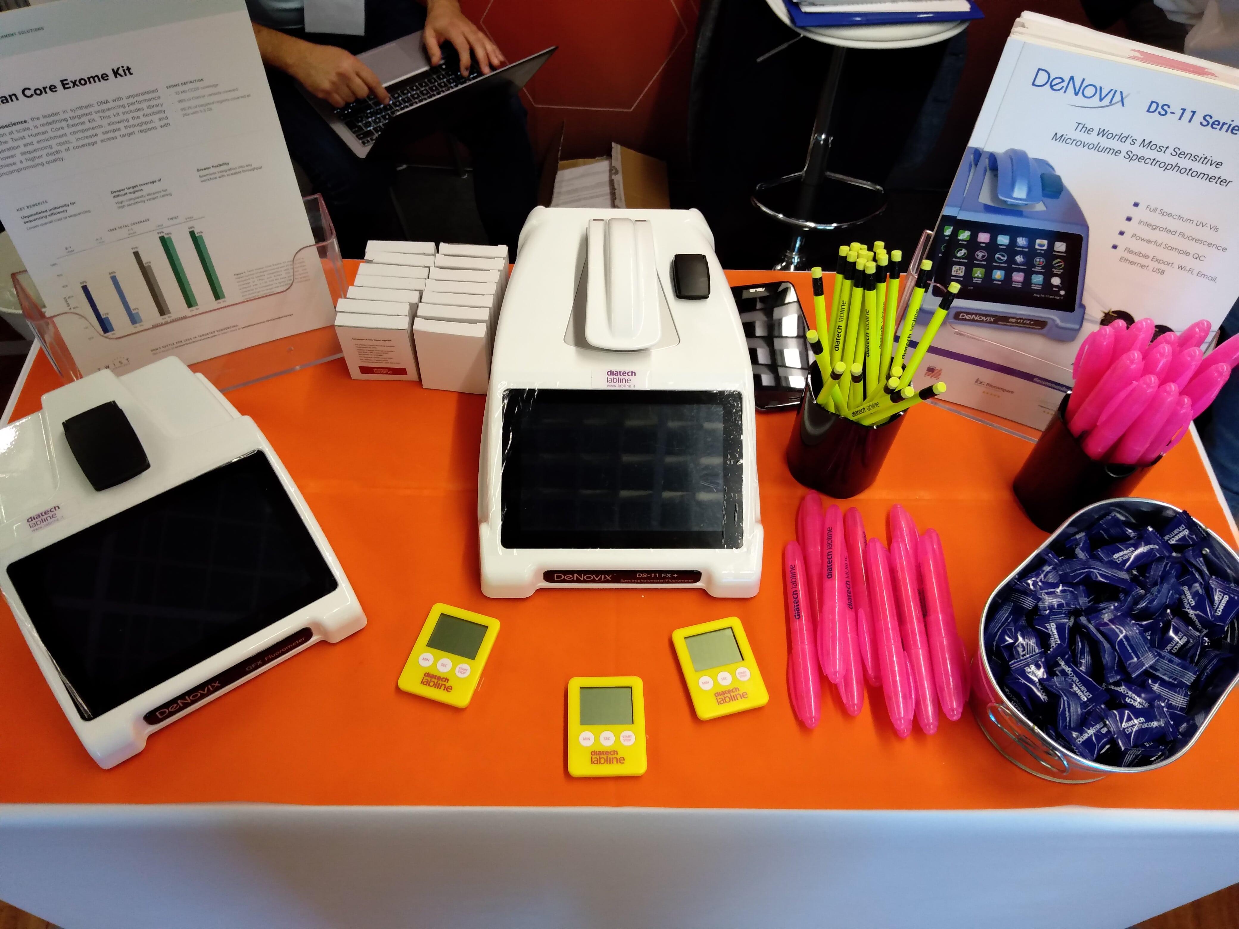 Diatech Labline gadget