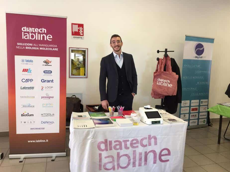 Diatech Lab Line Pavia